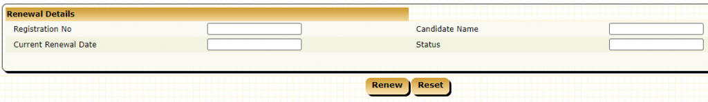 renew details