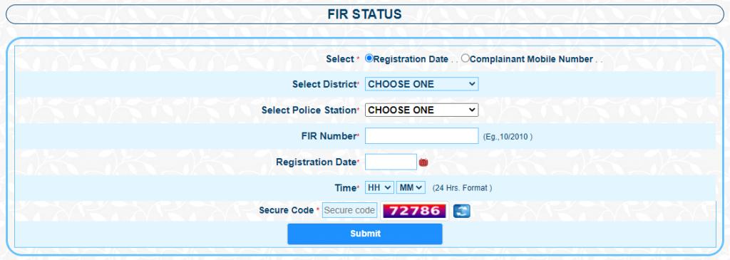 Fir Status