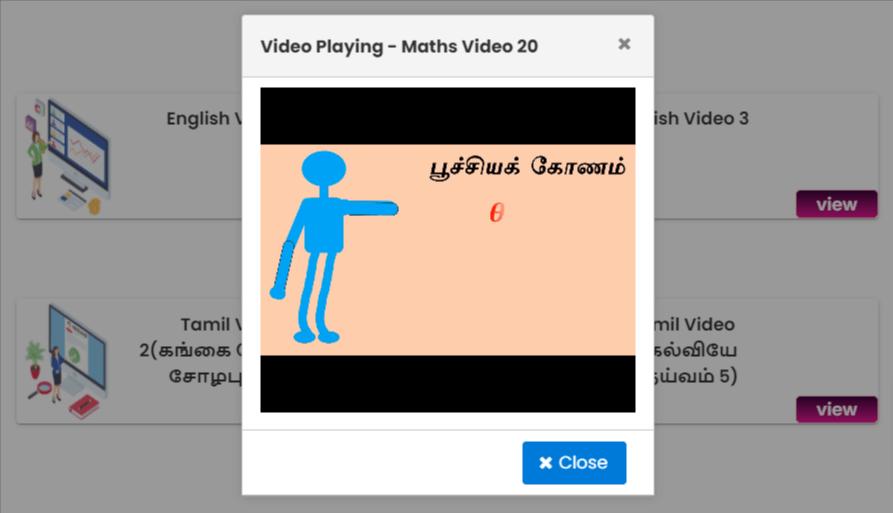 5th std maths video